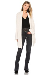 Free People Low Tide Cardigan White