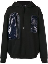 Calvin Klein 205W39nyc Patch Hoodie Black