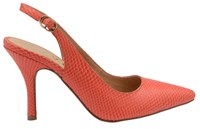 Ravel Kinney Slingback Court Shoes Red