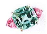 Katherine Jetter Tourmaline And Spinel Ring Green