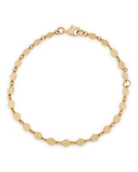 Lana 14K Mini Kite Chain Bracelet Gold