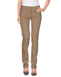 Clio Trousers Casual Trousers Women Light Brown