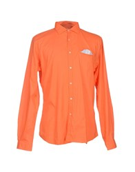 Robert Friedman Shirts Shirts Men Orange