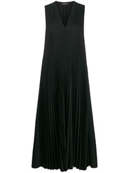 Joseph V Neck Pleated Dress 60
