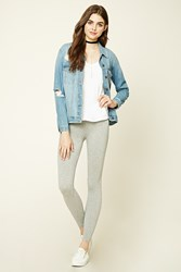 Forever 21 Nylon Blend Leggings