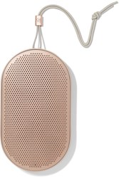 Bang And Olufsen P2 Portable Bluetooth Speaker Sand
