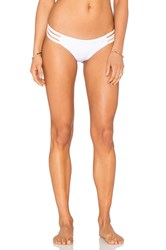 Beach Bunny Sheer Addiction Tango Bottom White