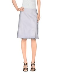 Schumacher Skirts Knee Length Skirts Women White
