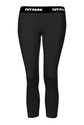 I' Low Rise 7 8 Leggings By Ivy Park Black