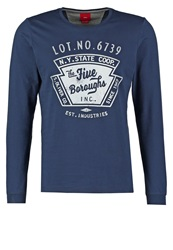 S.Oliver Long Sleeved Top Classic Blue