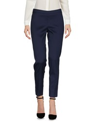 Carla Montanarini Casual Pants Dark Blue