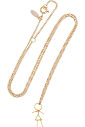 Finds Wouters And Hendrix Gold Plated Necklace