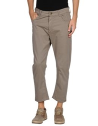 Minimal Casual Pants Dove Grey