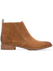 Michael Michael Kors Ankle Length Boots Brown