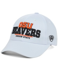 Top Of The World Oregon State Beavers Ncaa Fan Favorite Cap White