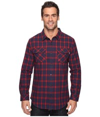 O'neill Oceanfront Wovens Red Brick Men's Clothing Gold