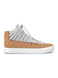 Swear Redchurch Fast Track Customisation Calf Leather Nappa Leather Suede Rubber Nude Neutrals
