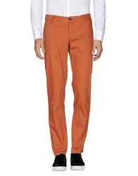 Antony Morato Casual Pants Rust