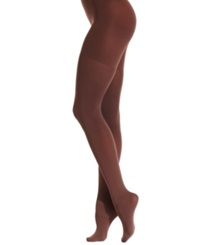 Star Power By Spanx High Waist Shaping Tights Java