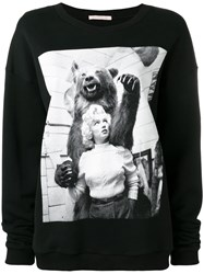 Christopher Kane 'Marilyn' Sweatshirt Black