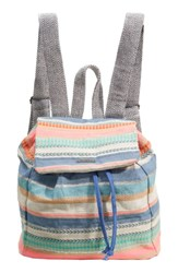O'neill Mini Starboard Backpack Blue Multi Colored