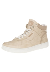 Esprit Desire Hightop Trainers Beige