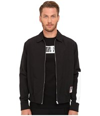 Mcq By Alexander Mcqueen Omotesando Blouson Darkest Black Men's Coat