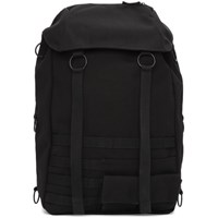 Raf Simons Black Eastpak Edition Topload L Loop Backpack