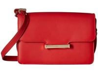 Jason Wu Diane Large Shoulder Bag Scarlet Shoulder Handbags Red
