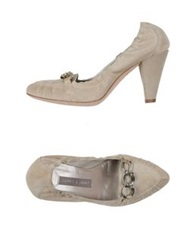 Janet And Janet Moccasins Beige