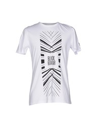 Black Kaviar T Shirts White