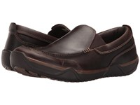 Tempur Pedic Markis Dark Walnut Men's Slippers Brown