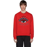 Kenzo Red Eye Sweatshirt