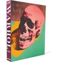 Assouline The Impossible Collection Of Warhol Hardcover Book Yellow