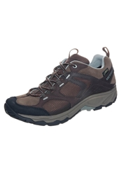 Merrell Daria Gtx Hiking Shoes Espresso Mineral Light Brown