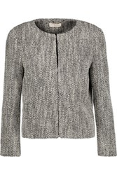 Tory Burch Vanessa Boucle Jacket Black