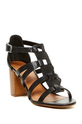 14Th And Union Sunny Sandal Wide Width Available Black