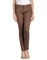 Michelle Windheuser Casual Pants Light Brown
