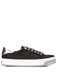 Marc Jacobs Empire Platform Sole Sneakers Black