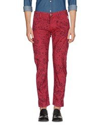Roy Rogers Roger's Casual Pants Red
