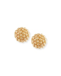 Meredith Frederick Kate 14K Gold Ball Earrings