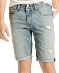 Levi's Men's 511 Slim Fit Beverly Glen Cutoff Shorts