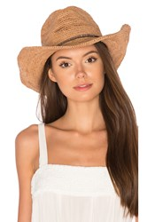 Ale By Alessandra Cassidy Hat Beige