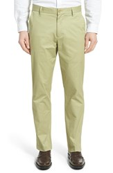 Men's Cutter And Buck 'Bishop' Stretch Cotton Chinos Pine