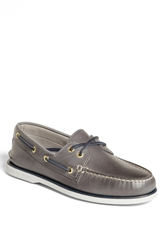 Sperry 'Gold Cup Authentic Original' Boat Shoe Grey