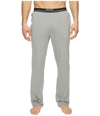 Hugo Boss Long Pants Ew 1014387 Grey Men's Pajama Gray