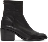 Opening Ceremony Black Liv Boots