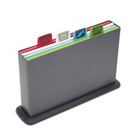 Joseph Joseph Index Chopping Board Graphite Small