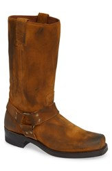 Frye Harness Boot Wheat
