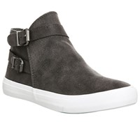 Blowfish Monroe Ankle Boots Grey